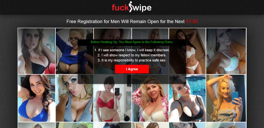 fuckswipe login page