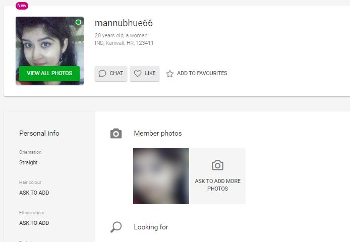 hookupsdaters profile real