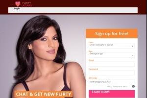 Flirtylatinas sign up