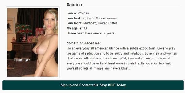 Milffinder.com membership