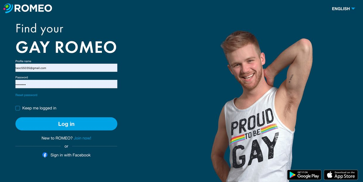 sign up for Planetromeo